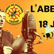 L'appel des apiculteurs Français qui ont décidé d'entrer en résistance !