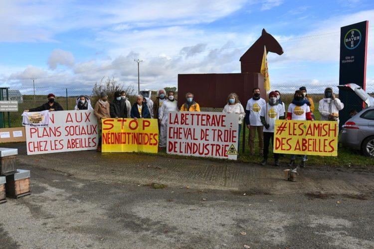STOP Bayer-Monsanto / BASF et Syngenta #ChevaldeTroie